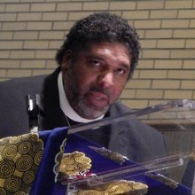 At historic Trenton church, Rev. Barber calls out for moral movement in New Jersey