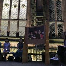 Candlelight Vigil Honors Princeton Graduate Student Imprisoned in Iran