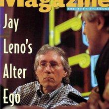 Jay Leno's Alter Ego