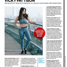 Vicky Pattison: I'm a Runner