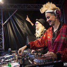 NERVO in an exclusive interview at Mysteryland USA