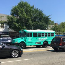 Uber, the Hamptons and the Magic Bus