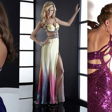 How Prom Dresses Got So Slutty