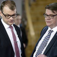 Finnish Populists' Step to Right Threatens Ruling Coalition
