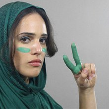 Watch This Woman Go Through 100 Years Of Iranian Beauty Trends
