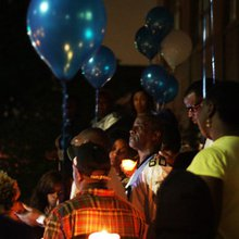 Vigil held for man slain in Friday's Burger King shooting
