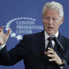 VIDEO: Former President Clinton to speak on sustainability in Rhinebeck