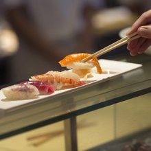 Sushi Bubble Pops for Moscow Middle Class as Ruble Drops