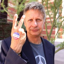 Can Gary Johnson Win Over Evangelical Voters Disappointed With Trump?