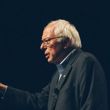 Sanders Preaches Message Of Morality And Justice At Liberty University