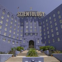 Scientology Did It. How Do You Make Your Religion 'Real'?