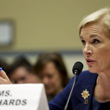 Cecile Richards Defends Planned Parenthood Before House Oversight Committee
