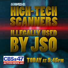 Action News Jax Investigates: JSO violated Florida law by installing new security scanners at jai...