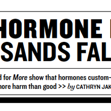 The Hormone Hoax Thousands Fall For