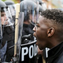 Blame Rises With Body Count in Baltimore