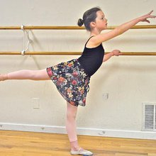 Little ballerina selected for competitive program in NYC - Suffolk Times