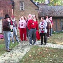 St. Nicks Learn Tricks of Trade at Santa School