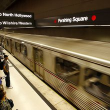 The Los Angeles metro is great - so why aren't people using it?