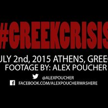 Athens, Greece - Clashes at the EU Offices