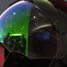 Striker II Helmet: Night Vision for Air Flights