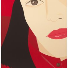 Alex Katz Prints At The Museum Of Fine Arts Boston