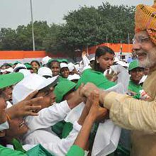 Independence Day speech: Here are the top issues PM Modi spoke about