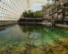 The Changing Climate of Biosphere 2