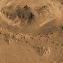 Liquid Water Could Be Just Beneath the Surface on Mars