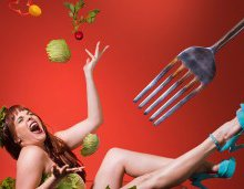 'Women Laughing Alone With Salad' Is Now A Play
