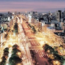 Philips Brings LED Lighting To Buenos Aires Streets