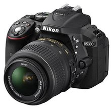 Nikon's D5300 Is Here With Built In Wi-Fi