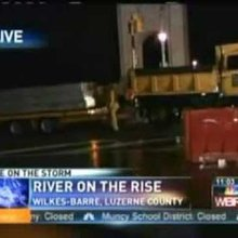 WBRE Eyewitness News Continuing Coverage of 2011 Flooding, September 7-12