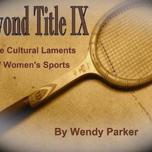 Beyond Title IX: The Book