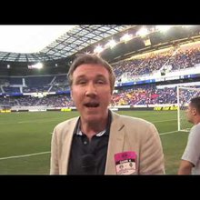 Soccer's American television evolution