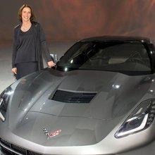 A Woman's Touch, Still a Rarity in Car Design