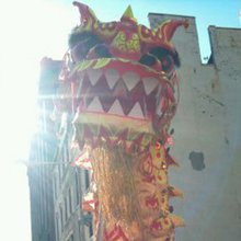 Year of the Dragon in Boston's Chinatown