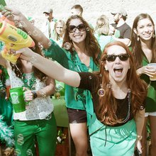 St. Patrick's Day festivities bring busy weekend to Savannah