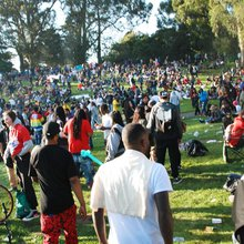 How San Francisco marked the first officially sanctioned Weed Day on 4/20