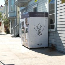 Start-up Le Cupboard is rolling out vegan vending machines all around San Francisco