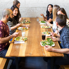 Silicon Valley finds the way to an employee's heart is through the stomach...with free food