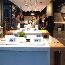 b8ta lets you try your gadgets before you buy them, in an effort to revive retail