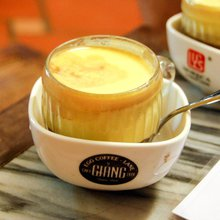 In Vietnam, coffee-drinking locals skip the cream and add an egg