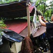 Largest, 'most sophisticated' homeless camp in Cincinnati to be cleared