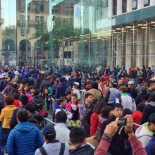 Was the All-Night iPhone 5S Line Worth the Wait?