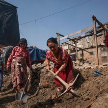 Nepal Removes Leader of Post-Quake Rebuilding Effort