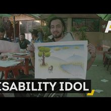 Nepal's 'Disability Idol'