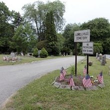 Gas under graveyards raises moral, money questions