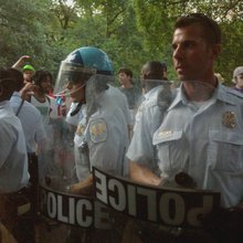 Federal Response to OWS National Gathering