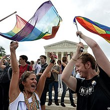 VICTORY at Supreme Court on Marriage Equality