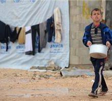 Refugee influx worsens Jordan's water woes